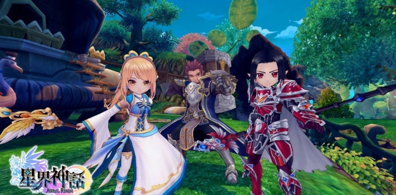 Astral Realm: Neues Free2Play MMORPG angekündigt