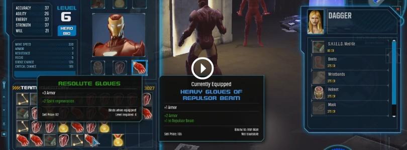 Marvel Heroes 2015 – Neues Erfolgssystem und Avengers Inhalte