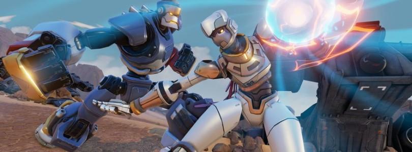 Free2Play Robot Kampfspiel startet in die Alpha