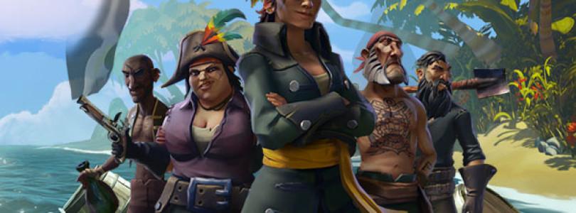 Sea of Thieves – Piraten MMO wird das beste Rare Spiel